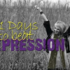 21 Days to Beat Depression – Feeling Blue! New Campaign can change that in 21 days